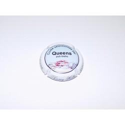 CAPSULE DE CHAMPAGNE - THIERRY HOTTE (Cuvée Belge -Queens
