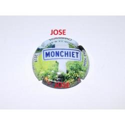 CAPSULE DE CHAMPAGNE - DOURY PHILIPPE  (Monchiet 2018)