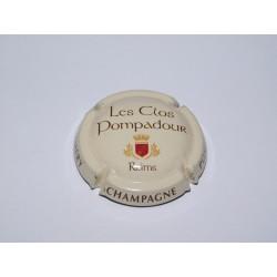 CAPSULE DE CHAMPAGNE - POMMERY N°98