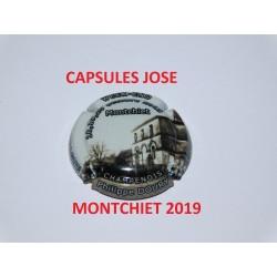 CAPSULE DE CHAMPAGNE - PHILIPPE DOURY (Monchiet 2019) N°178