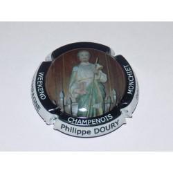 """CAPSULE DE CHAMPAGNE PHILIPPE DOURY """"Monchiet 2015"""""""